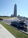 μνημείο marti του Jose Στοκ εικόνες με δικαίωμα ελεύθερης χρήσης