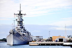 Μνημείο Pearl Harbor Στοκ φωτογραφία με δικαίωμα ελεύθερης χρήσης