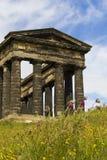 Μνημείο Penshaw στοκ φωτογραφία με δικαίωμα ελεύθερης χρήσης