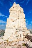 Μνημείο Philopappos στην Αθήνα Στοκ Εικόνα