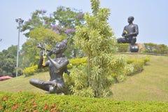 Μνημείο Phu Sunthorn Στοκ εικόνα με δικαίωμα ελεύθερης χρήσης
