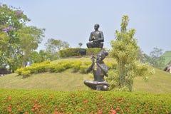 Μνημείο Phu Sunthorn Στοκ φωτογραφία με δικαίωμα ελεύθερης χρήσης