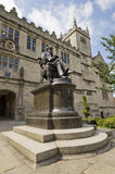 μνημείο s Charles Δαρβίνος στοκ εικόνα με δικαίωμα ελεύθερης χρήσης