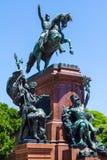 Μνημείο SAN Martin Στοκ Εικόνες