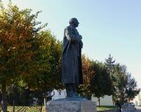 Μνημείο Sergey Rakhmaninov στο Ταμπόβ στοκ εικόνα με δικαίωμα ελεύθερης χρήσης