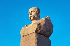 Μνημείο Shevchenko Taras Στοκ εικόνα με δικαίωμα ελεύθερης χρήσης