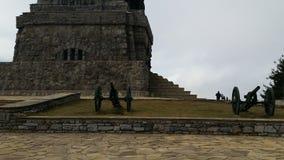 Μνημείο SHipka σε Stara Planina Στοκ φωτογραφίες με δικαίωμα ελεύθερης χρήσης