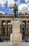 μνημείο simon bolívar Στοκ φωτογραφία με δικαίωμα ελεύθερης χρήσης