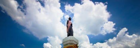 Μνημείο Suranaree Στοκ εικόνα με δικαίωμα ελεύθερης χρήσης
