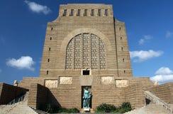 μνημείο voortrekker Στοκ φωτογραφία με δικαίωμα ελεύθερης χρήσης