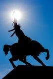 Μνημείο Yulaev Salavat στοκ εικόνες με δικαίωμα ελεύθερης χρήσης