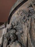 Μνημείο στον πρίγκηπα Βλαντιμίρ στη Μόσχα στοκ φωτογραφίες με δικαίωμα ελεύθερης χρήσης