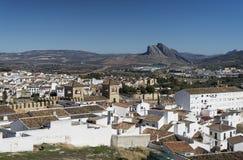 Μνημειακή πόλη Antequera στην επαρχία της Μάλαγας, Ανδαλουσία Στοκ φωτογραφίες με δικαίωμα ελεύθερης χρήσης