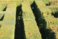 Μνημειακός σύνθετος Valsanzibio Galzignano Terme Πάδοβα στοκ φωτογραφίες με δικαίωμα ελεύθερης χρήσης