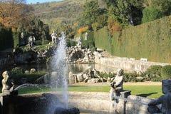 Μνημειακός σύνθετος Valsanzibio Galzignano Terme Πάδοβα στοκ φωτογραφία