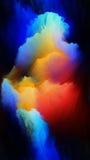 Μοίρες των χρωμάτων Στοκ Εικόνες
