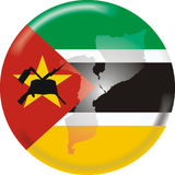 Μοζαμβίκη Στοκ εικόνα με δικαίωμα ελεύθερης χρήσης