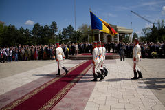 μολδαβική νίκη στρατιωτών &et στοκ εικόνες με δικαίωμα ελεύθερης χρήσης