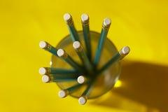 μολύβια ομάδας Στοκ φωτογραφία με δικαίωμα ελεύθερης χρήσης