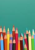 μολύβια ομάδας Στοκ εικόνα με δικαίωμα ελεύθερης χρήσης
