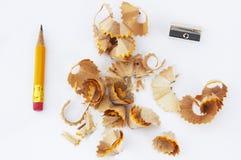 μολύβια 12 πακέτων Στοκ Εικόνες