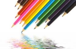 μολύβια στοκ φωτογραφία
