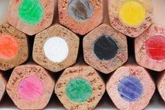 μολύβι κραγιονιών Στοκ Φωτογραφίες