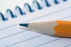 μολύβι μαξιλαριών Στοκ φωτογραφίες με δικαίωμα ελεύθερης χρήσης
