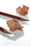 μολύβι μολύβδου Στοκ Εικόνα