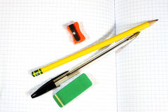 μολύβι πεννών Στοκ Φωτογραφίες
