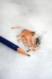 μολύβι ρύπου Στοκ εικόνες με δικαίωμα ελεύθερης χρήσης