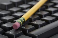 μολύβι υπολογιστών Στοκ Εικόνες