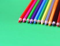 Μολύβι χρώματος Στοκ Εικόνα