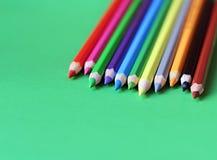 Μολύβι χρώματος Στοκ φωτογραφία με δικαίωμα ελεύθερης χρήσης
