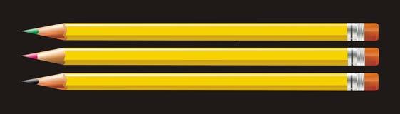 μολύβι Στοκ εικόνα με δικαίωμα ελεύθερης χρήσης