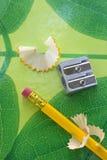μολύβι sharpneer στοκ φωτογραφία με δικαίωμα ελεύθερης χρήσης