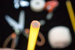 Μολύβι Unsharpened Στοκ φωτογραφία με δικαίωμα ελεύθερης χρήσης