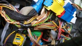 Μονάδα ελέγχου μηχανών του αυτοκινήτου Στοκ φωτογραφία με δικαίωμα ελεύθερης χρήσης