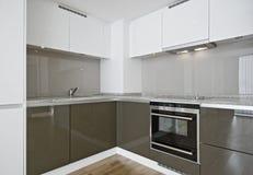 μονάδα κουζινών γωνιών Στοκ Φωτογραφία