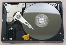 μονάδα δίσκου υπολογι&sig Στοκ Φωτογραφία