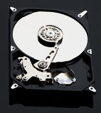 μονάδα δίσκου υπολογι&sig Στοκ εικόνα με δικαίωμα ελεύθερης χρήσης