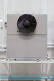 Μονάδα συμπιεστών του κλιματιστικού μηχανήματος Στοκ εικόνα με δικαίωμα ελεύθερης χρήσης