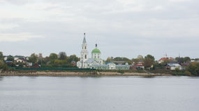 Μονή καλογραιών της Catherine σε Tver Στοκ φωτογραφίες με δικαίωμα ελεύθερης χρήσης