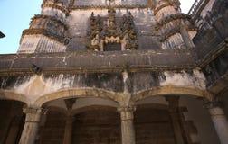 Μονή Χριστού, Tomar, Πορτογαλία Στοκ φωτογραφία με δικαίωμα ελεύθερης χρήσης