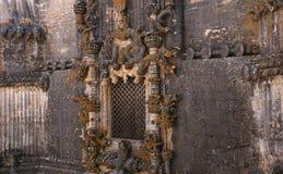 Μονή Χριστού, Tomar, Πορτογαλία Στοκ φωτογραφίες με δικαίωμα ελεύθερης χρήσης