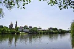μονή novodevichy Στοκ φωτογραφίες με δικαίωμα ελεύθερης χρήσης