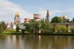 Μονή Novodevichy Στοκ Φωτογραφία
