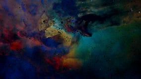 Μοναδική αναψυχή μορίων του νεφελώματος λιμνοθαλασσών ελεύθερη απεικόνιση δικαιώματος