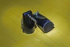 Μοναδικό μαγνητικό κλειδί αποσκευών στοκ φωτογραφία με δικαίωμα ελεύθερης χρήσης