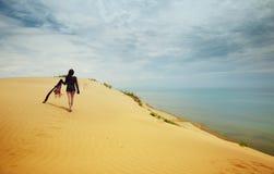 μοναξιά δονούμενη Στοκ φωτογραφία με δικαίωμα ελεύθερης χρήσης